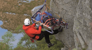 Mountain rescue in England and Wales